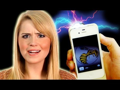 iPhone Stun Gun