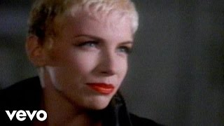 Watch Eurythmics Would I Lie To You? video