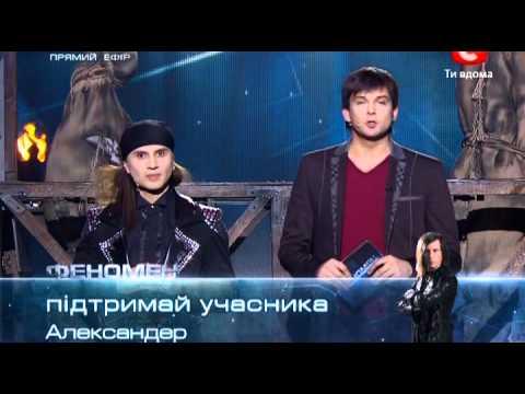 ФЕНОМЕН. Шоу Ури Геллера (UA) (выпуск 07 от 10.10.2011)