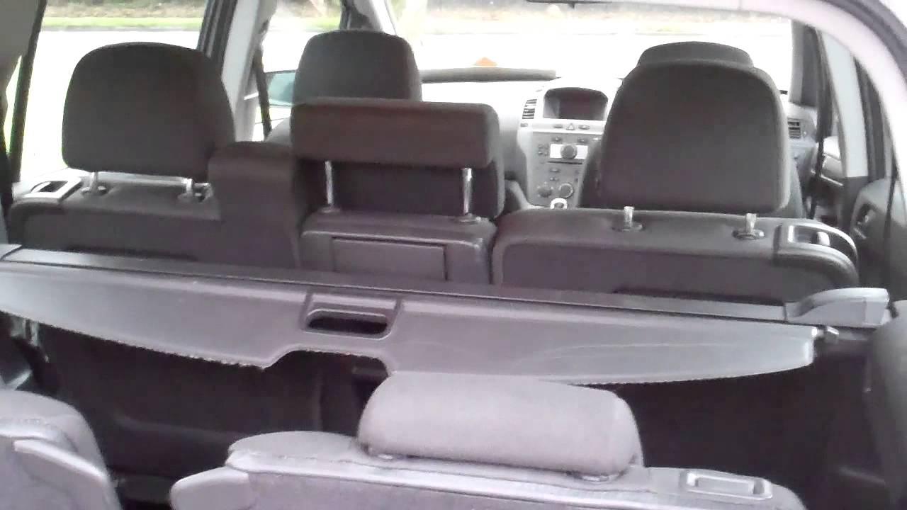 2007 Vauxhall Zafira Life 7 Seats MPV 57