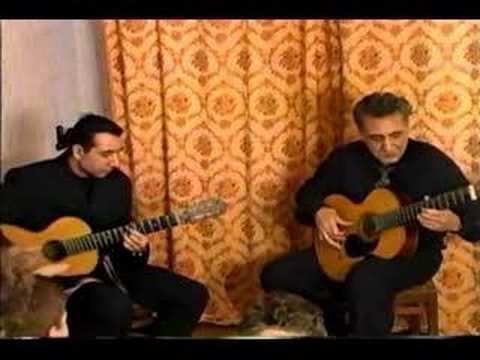 Russian Roma Gypsy 7 string Guitar - Kolpakov