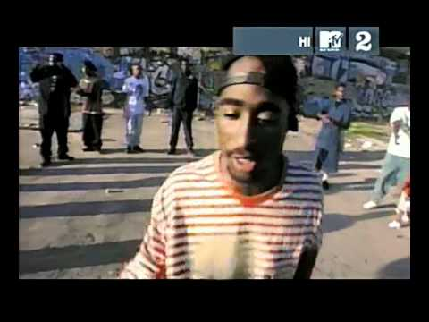 Tupac - Keep Your Head Up video