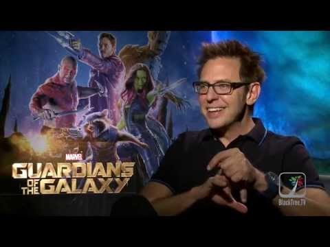Guardians of the Galaxy Interview w/ Director James Gunn
