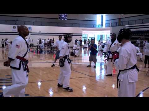 Tang Soo Do Sparring