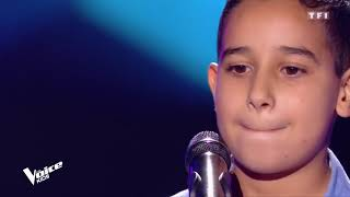 "Ismaël - ""At last"" - Etta James (The Voice Kids - Saison 5 )"