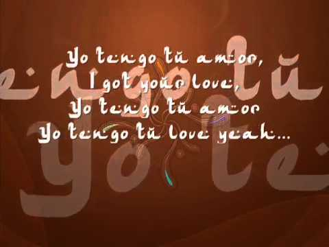 siete tengo tu love
