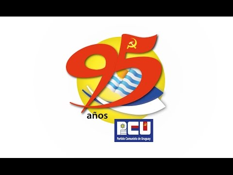 1920 - 21 de setiembre - 2015: 95 años del Partido Comunista de Uruguay