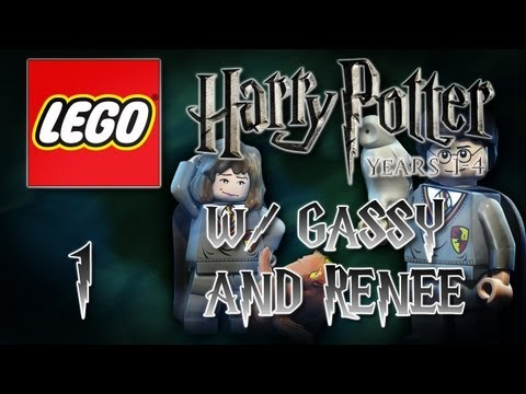 Lego Harry Potter Co-Op (Years 1-4): W/ Gassy & Renee #1