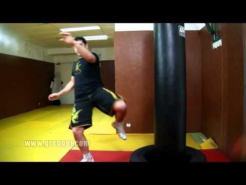 Sport combat : apprendre low kick | coup de pied