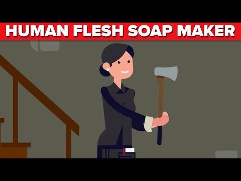 Leonarda Cianciulli AKA The Human Flesh Soap Maker
