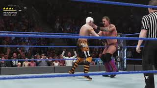 JMWE Friday Night SmackDown! Live: Lincoln Loud vs. Chris Jericho