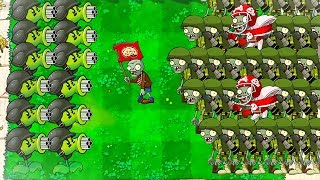 INSANE HACK! ONE SHOT PLANTS?!?! | Plants VS Zombies 2