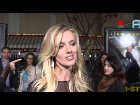 Non-Stop: Bar Paly Movie Premiere Interview