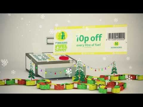 Morrisons Christmas Fuel Saver 2012 -- How it works