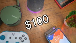 Top 5 Awesome Holiday Tech Gifts under $100! (2018)