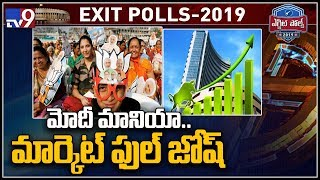 Exit Polls impact on Stock market