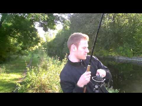 Canal pike fishing - chrisnsamfishing