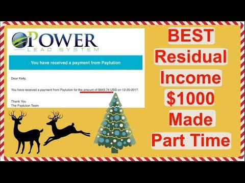 Best Home Based Business Opportunities - Power Lead System 2018 REVIEW - Get ENDLESS Leads
