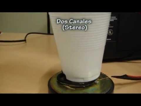 Electromagnetismo: Parlante Casero