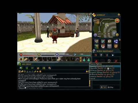 Runescape – Combat Training Guide : Deadly Red Spiders [2013]