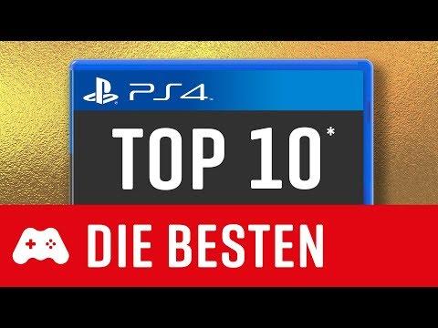 Die besten Spiele für die PS4 ► TOP 10 * –