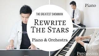 Rewrite The Stars Piano Orchestra The Greatest Showman Riyandi Kusuma