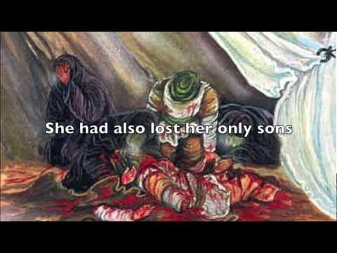 When Fatima Came To Karbala (english Noha) video