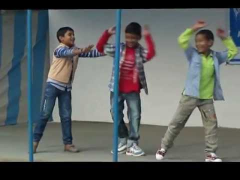 Chinta Ta Ta Chita Chita Dance By Kids video