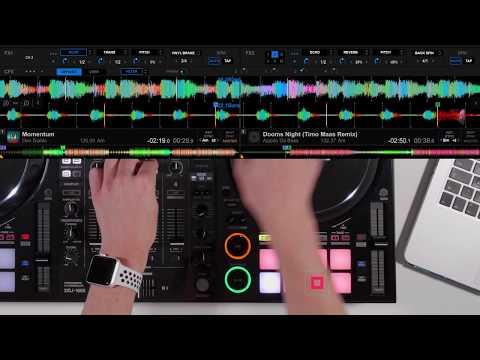 Pioneer DDJ 1000 - Classic Dance Anthems DJ Mix