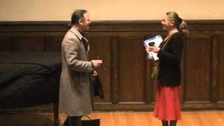 Improvised Skit Performed by Charles Mayer and Valérie Allain