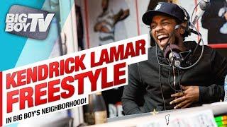 Kendrick Lamar Freestyles to Notorious B.I.G. Classics!   BigBoyTV