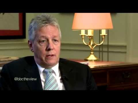 Peter Robinson Interviewed on 'The View'