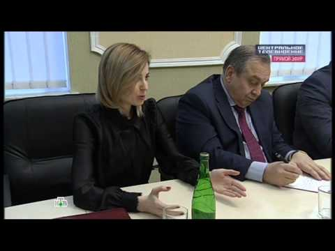 Японец встретился с Поклонской / Japanese guy meet Poklonskaya