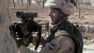 Dutch soldiers attacked by Taliban