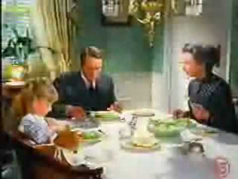 Patrick McGoohan: Thomasina at Dinner