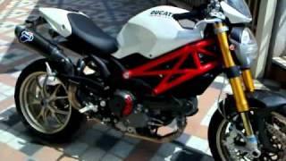 Ducati Monster 1100S full termignoni exhaust