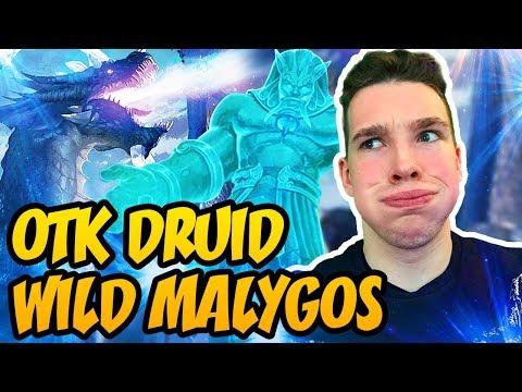 Hearthstone: Wild Malygos OTK Druid