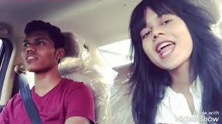 Jonas Brothers - Play My Music , Carpool Karaoke ,Cover by Harshit And Nitisha