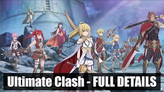 Voices Finally Coming! Astrea Record Part 3 - Ultimate Clash FULL Details!