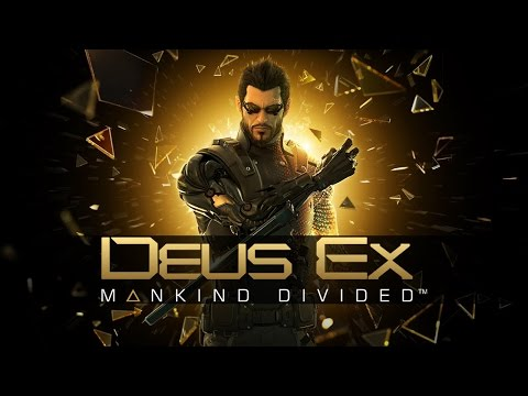 Deus Ex: Mankind Divided – Трейлер Игры [2016] 👍