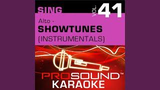 Funny Honey Karaoke Instrumental Track In The Style Of Renée Zellweger