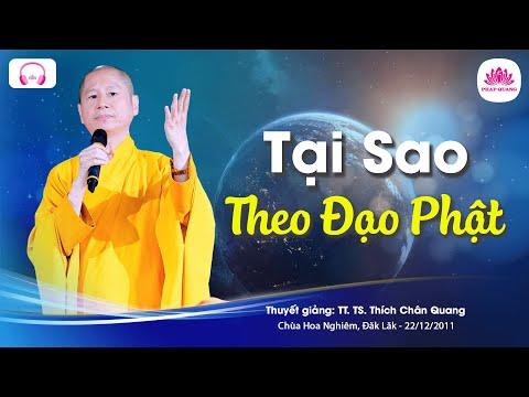Tại Sao Phải Theo Đạo Phật