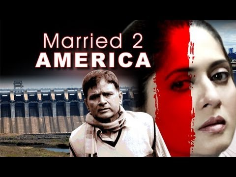 Raghuveer Yadav and Archana Joglekar at 'Married 2 AMERICA' Music Launch