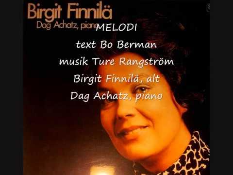 Melodi - Birgit Finnilä (alt)