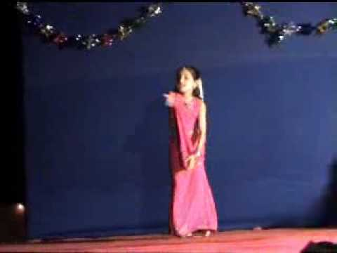 Madhuri Dixit's Dance - Chane Ke Khet Mein Perfomed By Aaradhana video