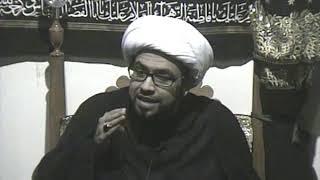 Shaykh Faiyaz Jaffer - 12th Muharram 1437 AH - 25th October 2015