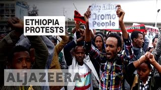 Ethiopia: Dozens killed in anti-government protests
