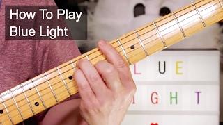 Watch Prince Blue Light video