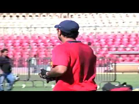 India vs Pakistan 2012: India practice session at Bangalore