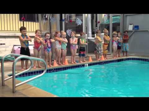 JP Fountain Day School Swim Show song